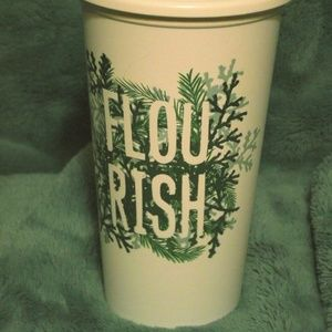 Starbucks Reusable Cup - Flourish